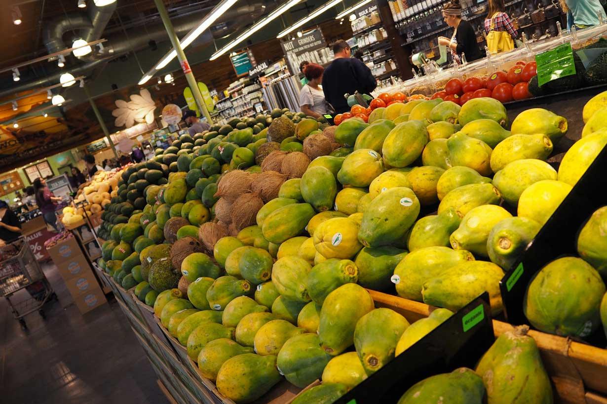 ホールフーズマーケットカイルア店の写真