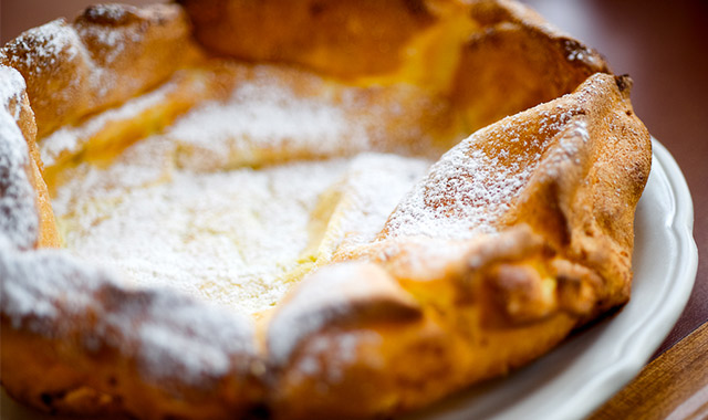 新触感パンケーキ、ダッチベイビーのオリジナル・パンケーキ・ハウスのアイキャッチ画像