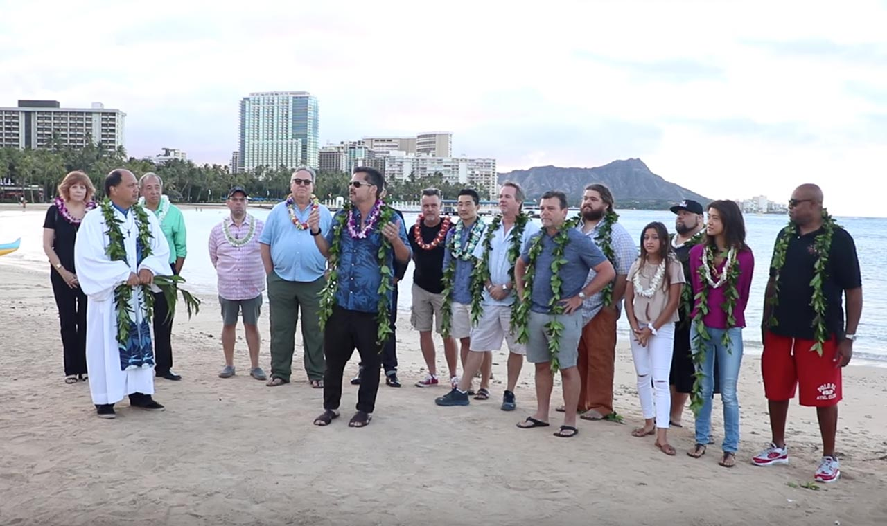 人気ドラマ、ハワイ・ファイブ・オー シーズン7の撮影がスタートのアイキャッチ画像