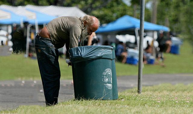 止まらないホームレス人口の増加、ハワイ州が非常事態宣言のアイキャッチ画像