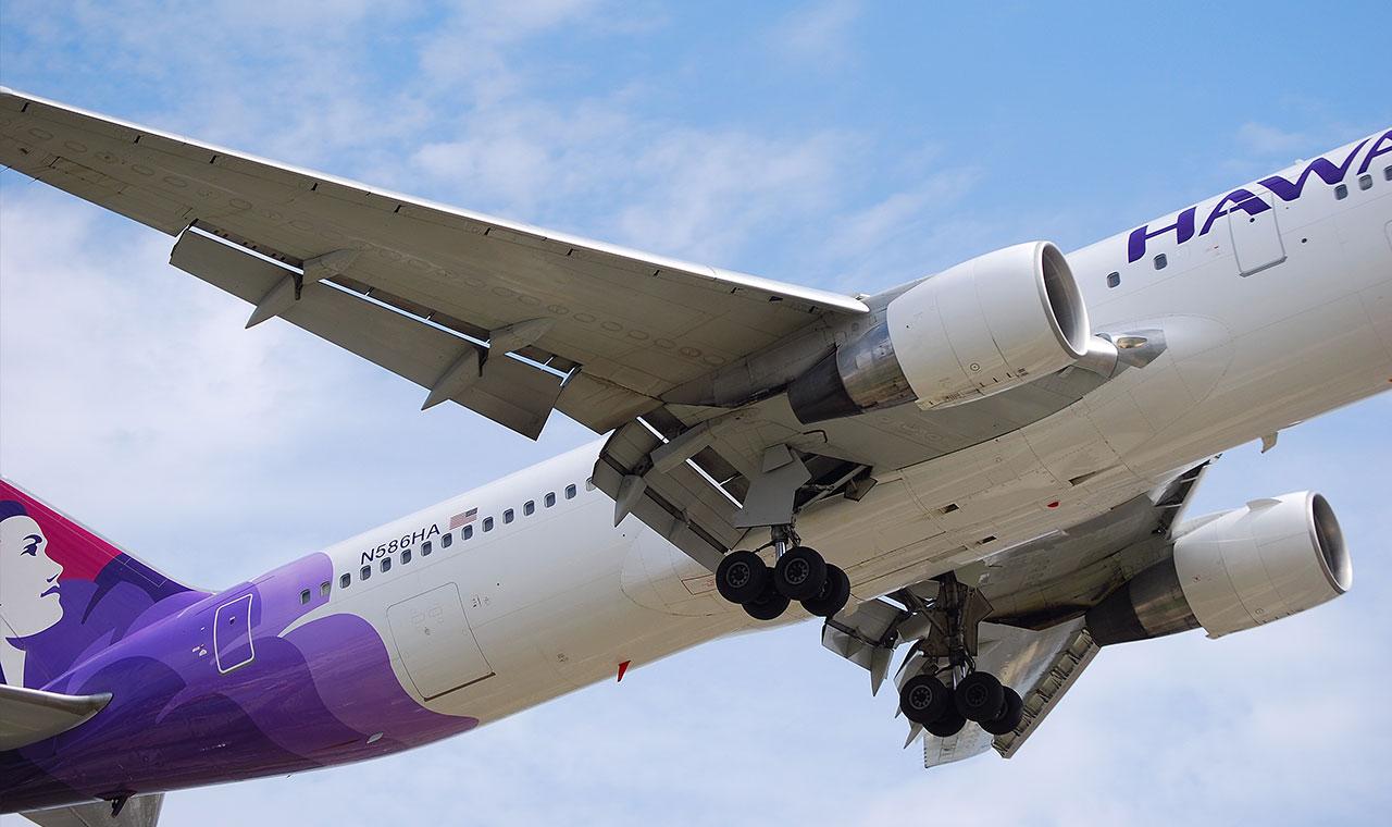 ハワイアン航空、羽田 - ハワイ島コナの新路線を10月に開設のアイキャッチ画像
