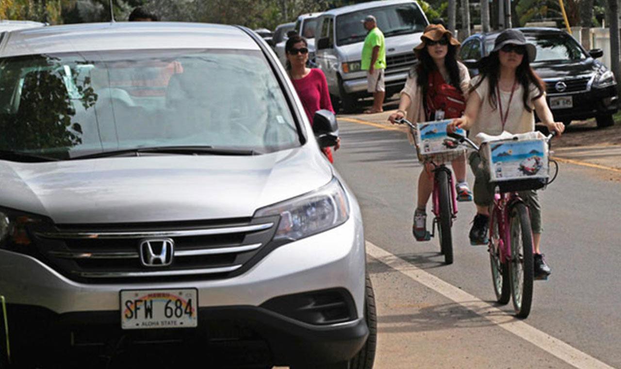 ラニカイビーチエリア、住民からの苦情で5月5日から駐車禁止へのアイキャッチ画像
