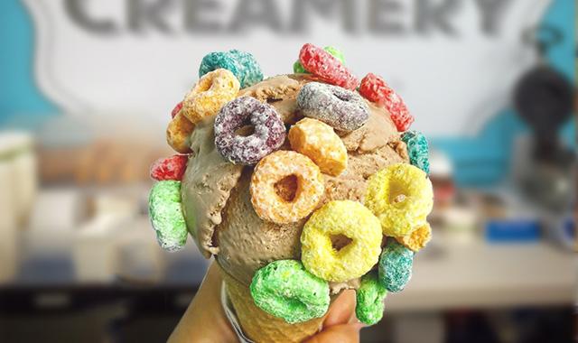 個性的で可愛いアイスクリームショップ、ルーシーズ・ラボ・クリーマリーのアイキャッチ画像