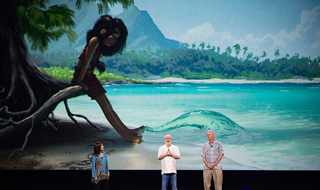 ディズニー最新作「モアナと伝説の海」のあらすじ紹介のアイキャッチ画像