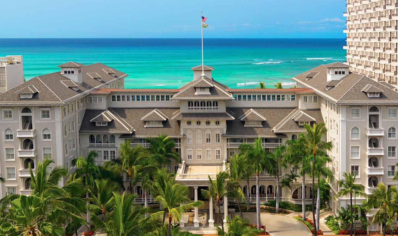 憧れの贅沢ステイを叶えるハワイの高級ホテル4選のアイキャッチ画像