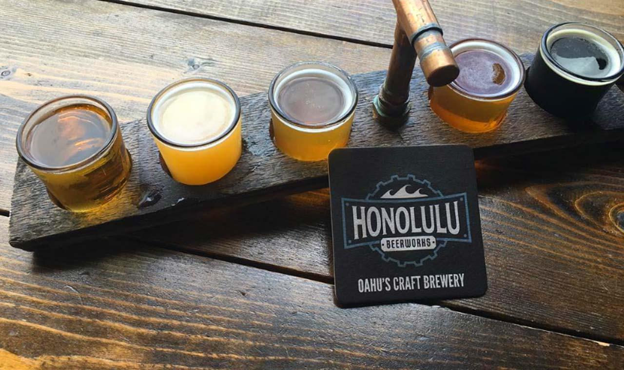 クラフトビールが美味しいハワイのおすすめパブ&レストラン4選のアイキャッチ画像
