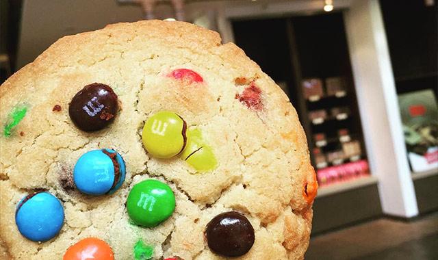 焼きたてクッキーが味わえる、ザ・クッキーコーナーのアイキャッチ画像