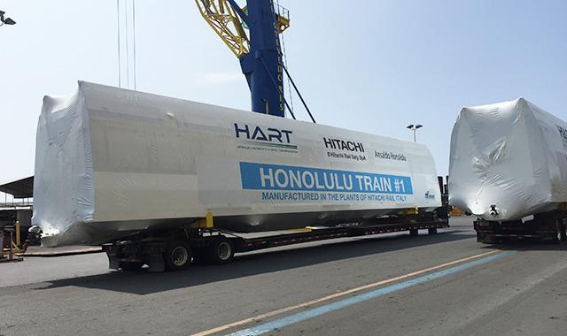 ハワイの列車が初公開、いよいよハワイに電車がやってきたのアイキャッチ画像