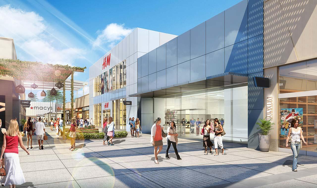 10月21日オープン、西オアフの新ショッピングモール・カマカナアリイのアイキャッチ画像