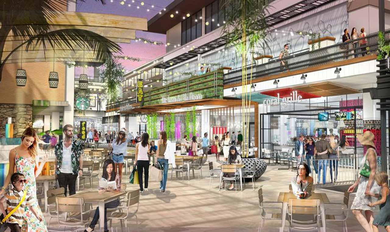 アラモアナセンター、新たなレストランスペースをオープン予定のアイキャッチ画像