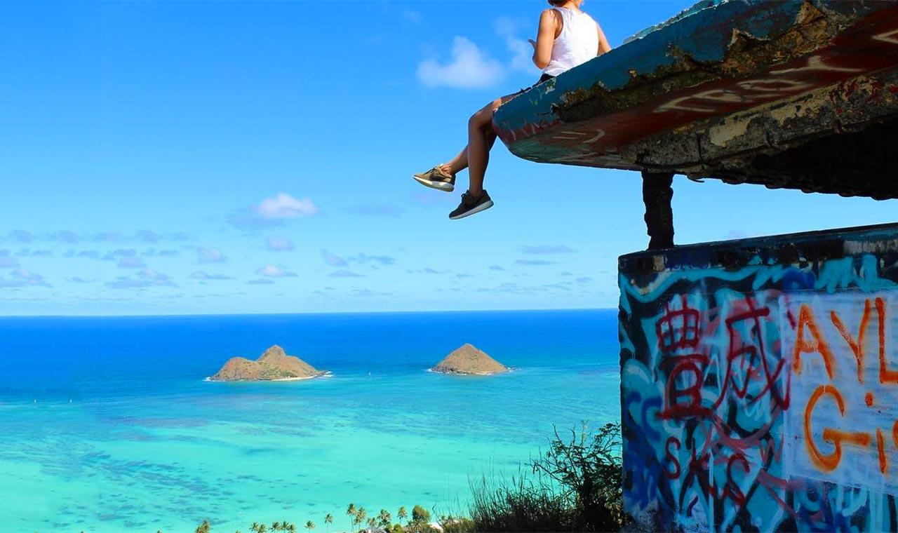 絶景を味わう!ハワイのおすすめトレッキングコース5選のアイキャッチ画像