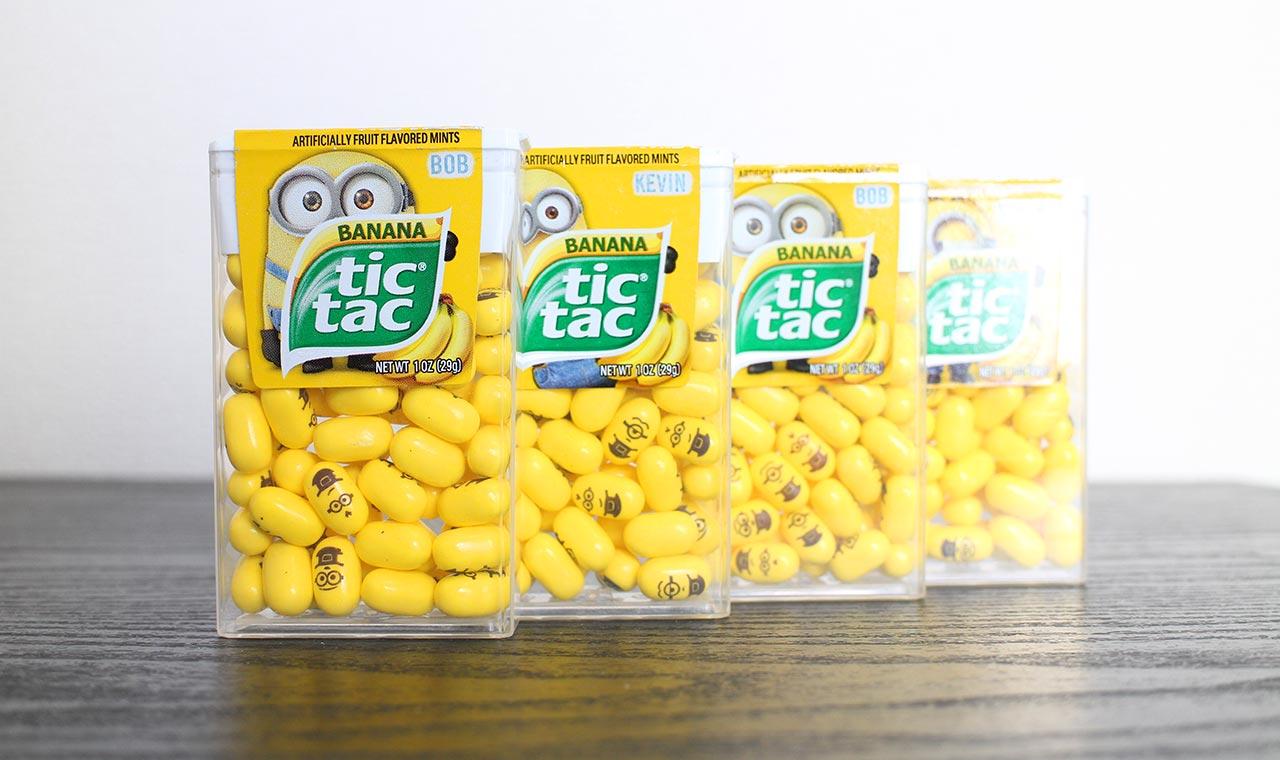 ハワイ土産に大人気!ミニオン好きにおすすめのチックタック・バナナ味のアイキャッチ画像